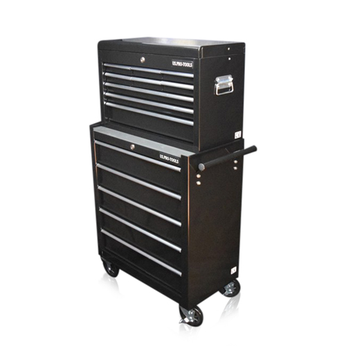 large tool chest box us pro tools 14 drawer economy. Black Bedroom Furniture Sets. Home Design Ideas
