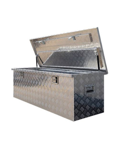 Job site tool chest boxes