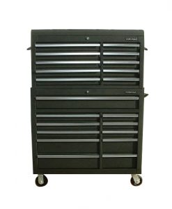 Heavy duty tool chest combinations