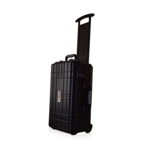Waterproof hard plastic tool box carry cases