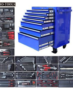 US PRO Tool boxes with tools