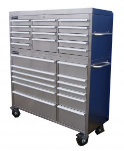 US PRO Stainless steel tool chests