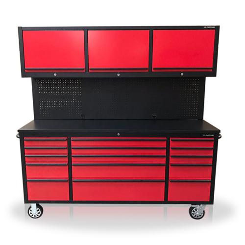 Garage Storage System Workstation 72, Garage Workbench And Storage