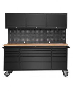 US PRO Garage heavy duty storage cupboards