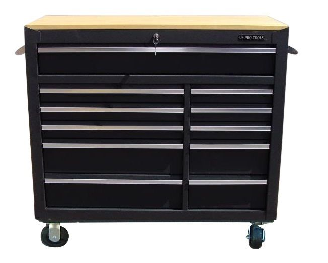 """PROFESSIONAL ROLLER CABINET TOOL BOX 42"""""""