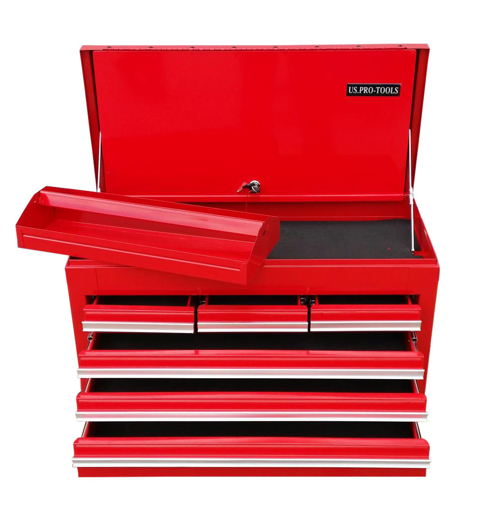 HEAVY DUTY TOOL BOX CHESTS, PROFESSIONAL - US PRO